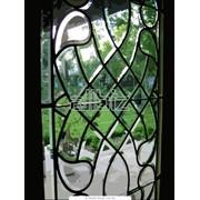 Бронированные двери стеклянные фото