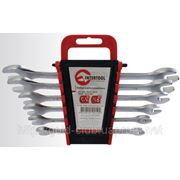 Набор рожковых ключей 12 шт. Intertool НT-1003