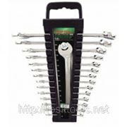 Набор ключей комбинированных 14st 6-24мм на холдере TOPTUL