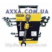 Набор ключей комбинированных с трещоткой 6 ед. фото