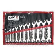 Набор ключей рожковых 12st 6-32мм YATO-0152 фото