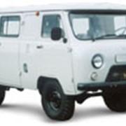Фургон остекленный УАЗ 396255 фото
