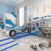 Детская комната для мальчика La-Man Advesta фото
