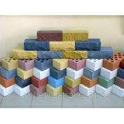 Кирпич силикатный строительный фото