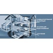 Услуги по монтажу и ремонту систем кондиционирования и вентиляции фото