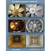 Монтаж обслуживание и прочистка системы вентиляции фото