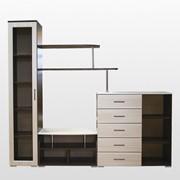 Мебельная стенка ода фото