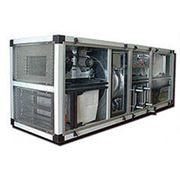 Установка систем вентиляции и кондиционирования фото