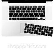 Наклейки на кнопки для клавиатуры черные рус, укр, eng фото