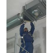 Монтаж эксплуатация вентиляционных систем фото