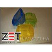 Контейнер с крышкой пластиковый квадратный Тунибокс 0,3 л. фото