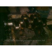 Вал коленчатый СМД-20 фото