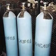 Кислород технологический газообразный