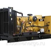 Генератор дизельный Caterpillar C15 (400 кВт) фото