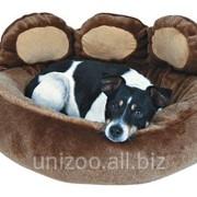 Спальное место для собак Trixie Donatello Коричнево-бежевый фото
