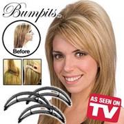 Заколка для придания объема волос Bumpits (Бампитс) 5 штук фото