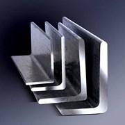 Уголок стальной 100х100х12 Ст3 равнополочный фото