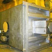Установки сжигания твердых и жидких горючих радиоактивных отходов и цементации золы фото