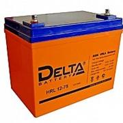 Аккумулятор DELTA HRL12-75 (Технология AGM) фото
