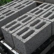 Блоки керамзитобетонные шлакобетонные завод фото
