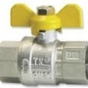 Кран шаровый ТК газ ВВ Ду15 фото