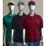 Рубашка поло. Мод. Т-002 фото