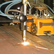 Газовая резка металла по размерам заказчика. фото