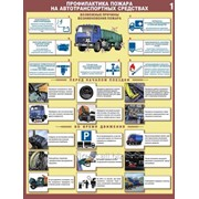 Профилактика пожара на автотранспортных средствах фото