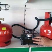 Плита туристская газовая ПГТ-1Б фото