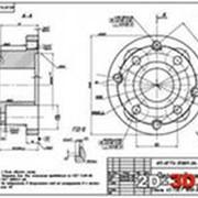 Разработка чертежей и технологических процессов фото