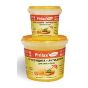 Огнезащитный антисептик для древесины Биопирен Pirilax - Terma фото