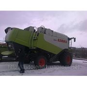 Комбайн-зерноуборочный Claas Lexion 560 фото