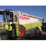Комбайн зерноуборочный Claas Lexion 470 фото