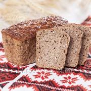 """Хлеб """"Гречневый"""" из пророщенных зёрен пшеницы фото"""