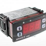 Блок управления холодильный оборудованием Advance F-032 2 реле, 2 датчика фото
