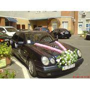 Прокат аренда свадебных автомобилей Киев фото