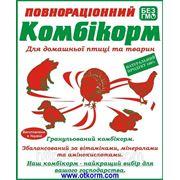 Комбикорм для перепелов-несучек TM STANDART ПК 1-22П (сырой протеин 18%) от 17 недель