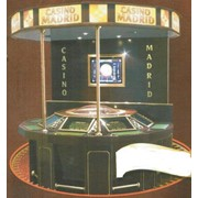 """Электронно - пневматическая рулетка """"Casino Madrid"""" оборудование для казино игровые автоматы фото"""