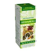 Седамаг/ Sedamag, Седативная / Успокоительная магниево-минеральная добавка фото