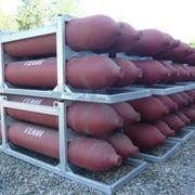Аренда упаковочной тары: корзины, моноблоки для баллонов с техническим газом фото