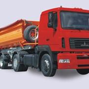 Седельный тягач с полуприцепом МАЗ-5440 A5 фото