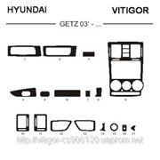 Hyundai GETZ 03' - ... Карбон, карбон+, алюминий фото