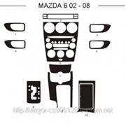 MAZDA 6 02' - 08' Карбон, карбон+, алюминий фото