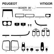 Peugeot BOXER 06' - ... WITHOUT AC Карбон, карбон+, алюминий фото