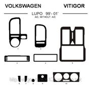 Volkswagen LUPO 99'-01 A/C, WITHOUT A/C Карбон, карбон+, алюминий фото