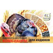 Комбикорм ПК 10-1 Для родительского стада индюков фото
