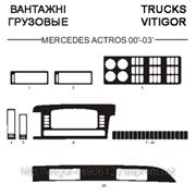 TRUCKS MERCEDES ACTROS 00'-03' Карбон, карбон+, алюминий фото