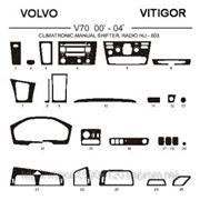 Volvo V 70 00'-04' Карбон, карбон+, алюминий фото