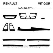 Renault LAGUNA 07' - ... Карбон, карбон+, алюминий фото