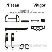 Nissan MICRA 03' - ... Карбон, карбон+, алюминий фото